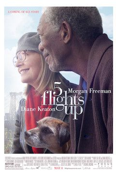 Poster for the movie Five Flights Up