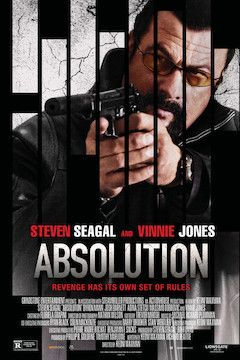 Absolution movie poster.