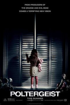 Poltergeist movie poster.