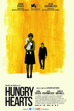 Poster for the movie Hungry Hearts