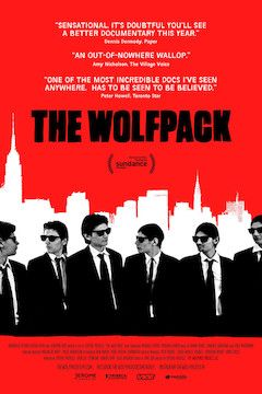 The Wolfpack movie poster.