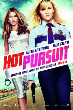 Hot Pursuit movie poster.