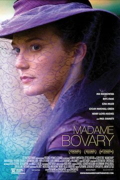 Madame Bovary movie poster.