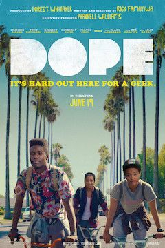 Poster for the movie Dope