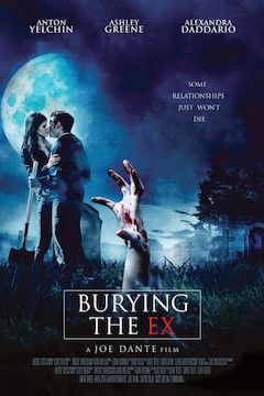 Burying the Ex movie poster.