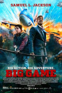 Big Game movie poster.