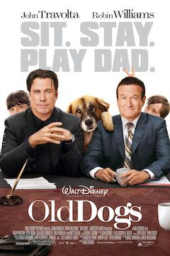 Poster for the movie Old Dogs