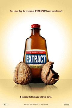 Poster for the movie Extract