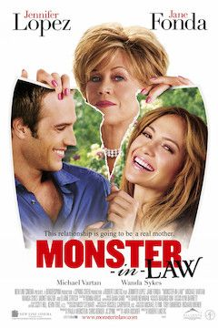 Monster-in-Law movie poster.