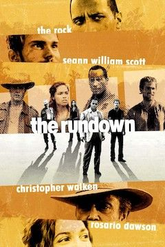 The Rundown movie poster.