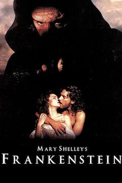 Mary Shelley's Frankenstein movie poster.