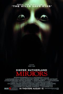 Mirrors movie poster.