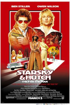 Starsky and Hutch movie poster.