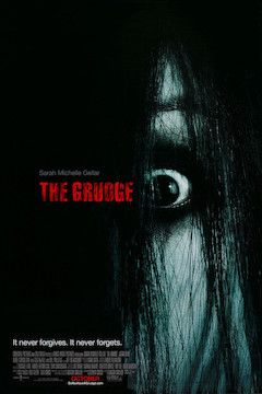 The Grudge movie poster.