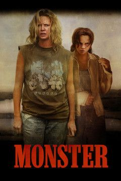 Monster movie poster.