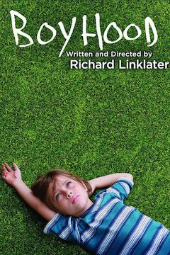 Boyhood movie poster.