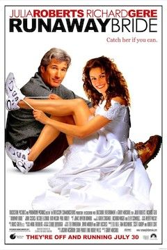 Runaway Bride movie poster.