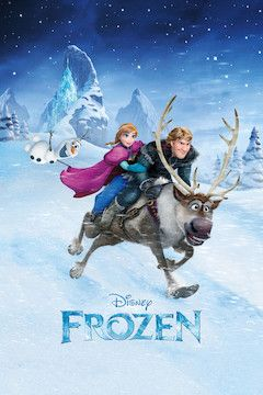 Frozen movie poster.