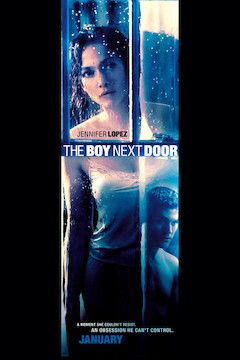 The Boy Next Door movie poster.