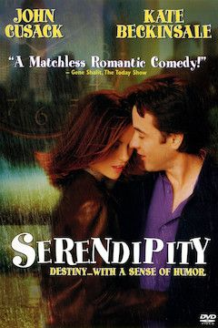 Serendipity movie poster.