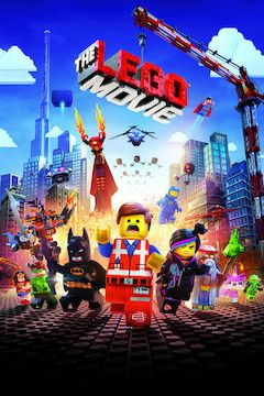 The LEGO Movie movie poster.