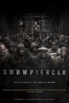 Snowpiercer movie poster.