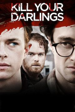 Kill Your Darlings movie poster.