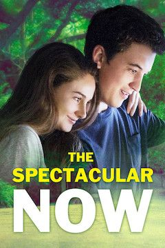 The Spectacular Now movie poster.