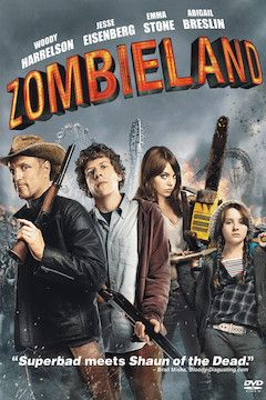 Zombieland movie poster.