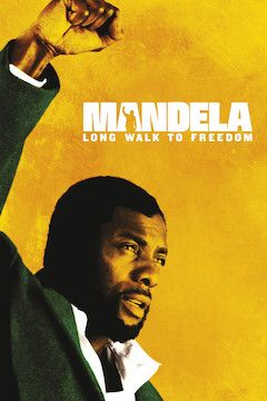 Mandela: Long Walk to Freedom movie poster.