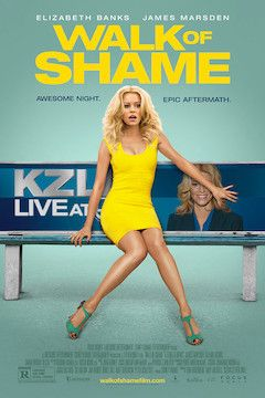 Walk of Shame movie poster.