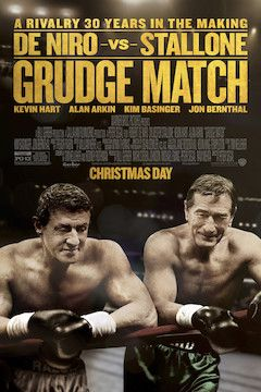 Grudge Match movie poster.