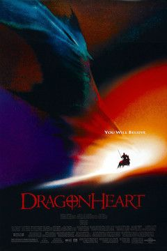 DragonHeart movie poster.