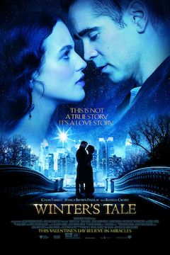 Winter's Tale movie poster.