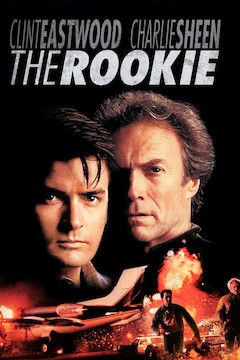 The Rookie movie poster.