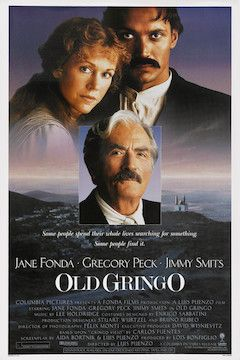 Old Gringo movie poster.