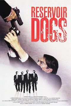 Reservoir Dogs movie poster.