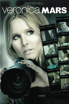 Veronica Mars movie poster.