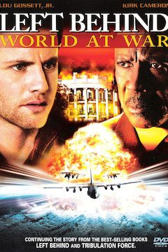 Left Behind: World at War movie poster.