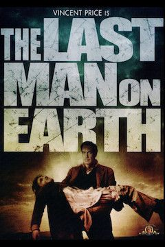 The Last Man on Earth movie poster.