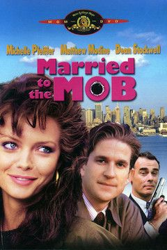 Married to the Mob movie poster.