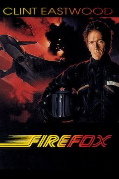 Firefox movie poster.