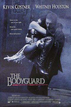 The Bodyguard movie poster.