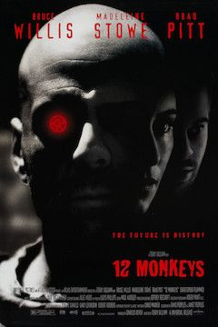 12 Monkeys movie poster.