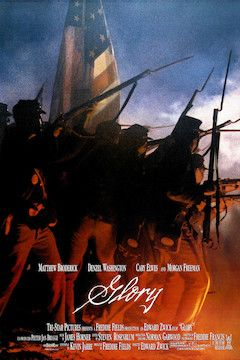Glory movie poster.