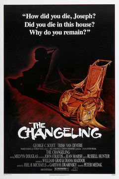 The Changeling movie poster.