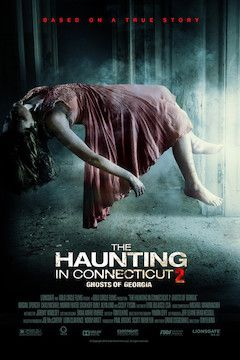 The Haunting in Connecticut 2: Ghosts of Georgia movie poster.