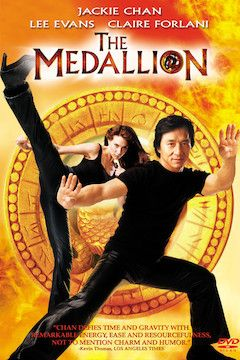 The Medallion movie poster.