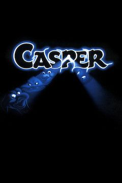 Casper movie poster.