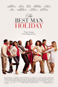 The Best Man Holiday movie poster.